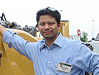 Navneet Mathur, Worldwide Machinery Solutions (Ajmer, Indien)